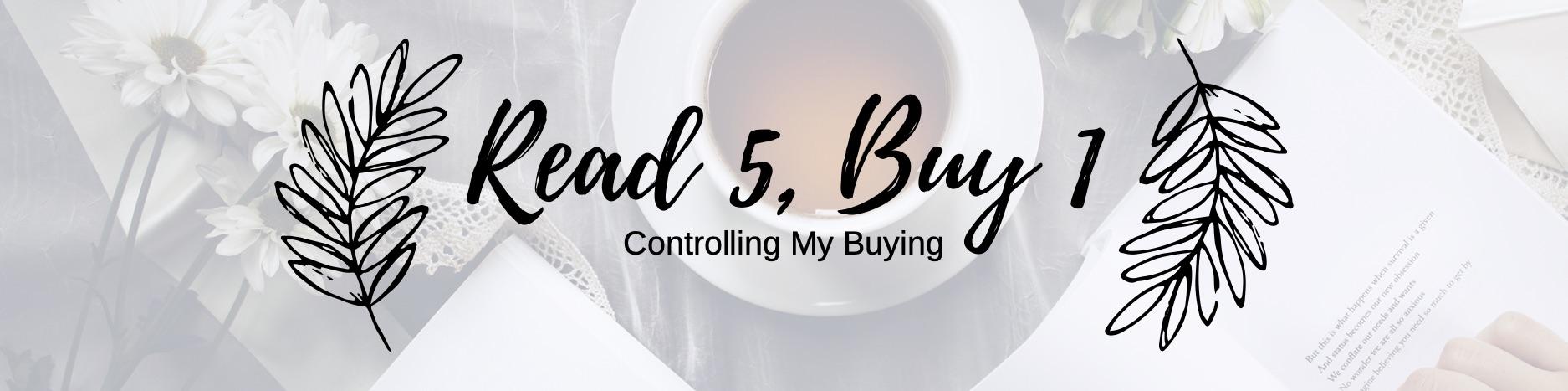 Read 5, Buy 1